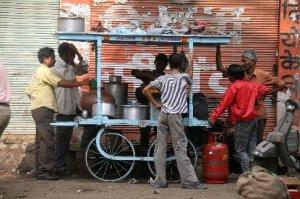 Chai Stall